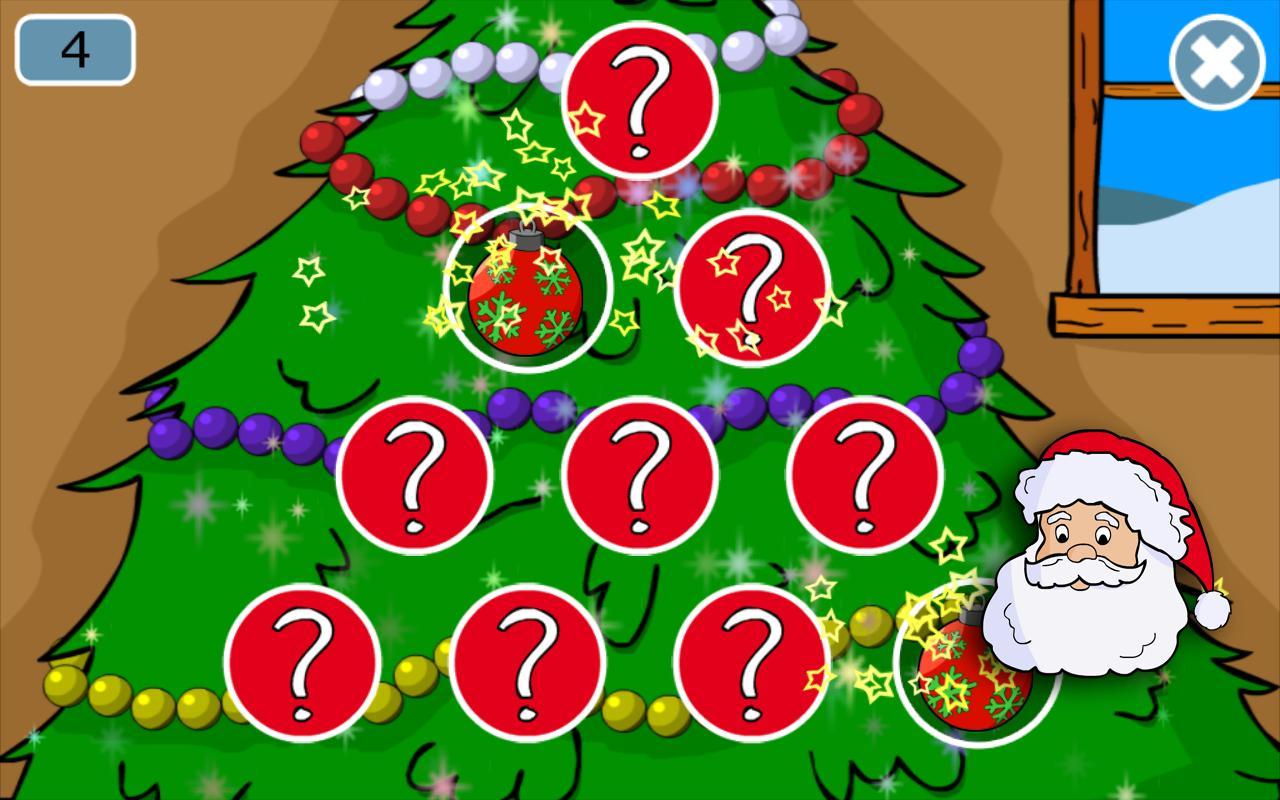 Santa Claus Christmas Games- screenshot