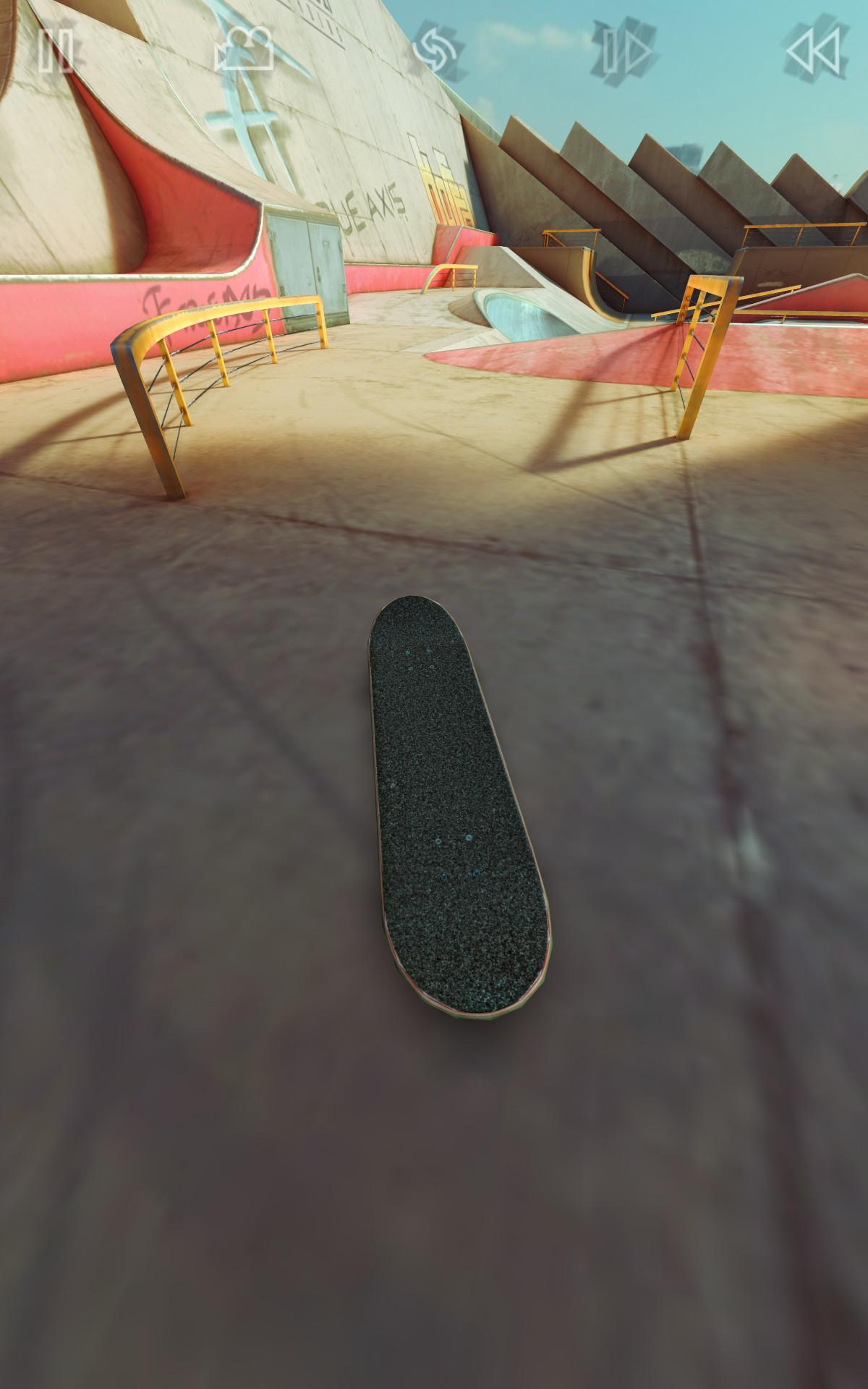 True Skate screenshot #8