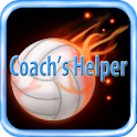 Volleyball Coach's Helper icon