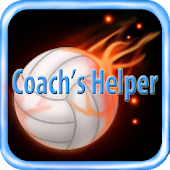 Volleyball Coach's Helper