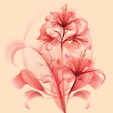 Sheer Petals Live Wallpaper icon