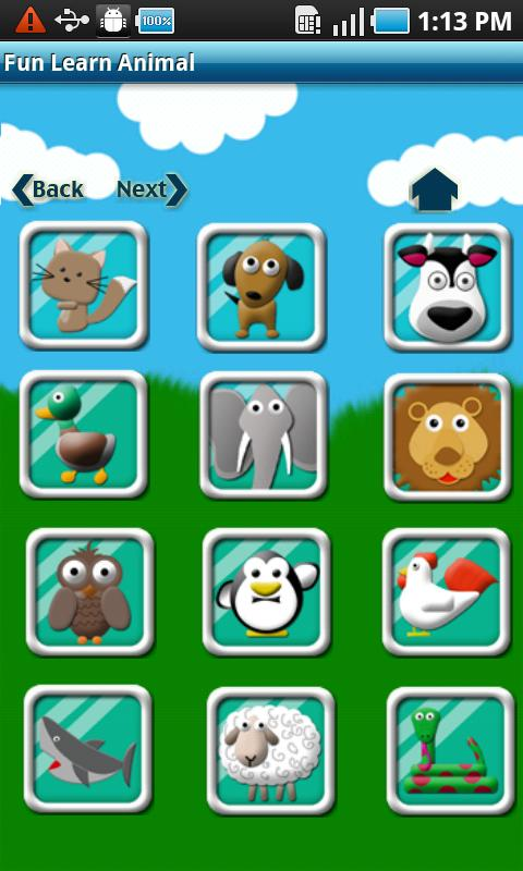 Fun Animals- screenshot