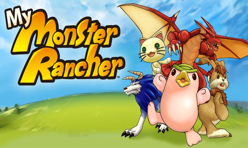 My Monster Rancher - screenshot