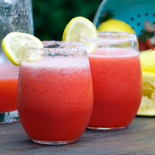 Strawberry Lemonade Vodka.
