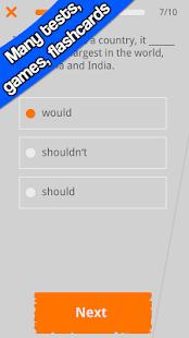 Practice English Grammar - Sam - screenshot thumbnail