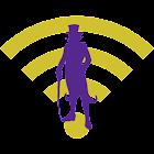 Hidden WiFi Connect icon