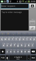 Screenshot of Norwegian for Perfect keyboard
