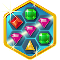 Arcade Jewels - match 3 icon
