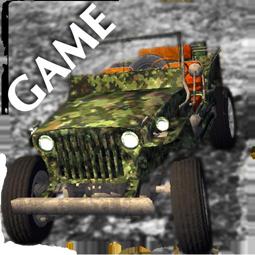 4x4 Military Simulator LOGO-APP點子