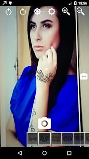 Tải Game Tribal Tattoo Camera