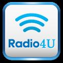 Radio4U logo
