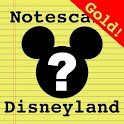 Disneyland Secrets Gold! Guide logo