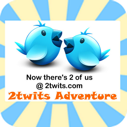 2twits Adventure Game