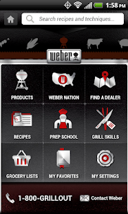 Weber® Grills - screenshot thumbnail