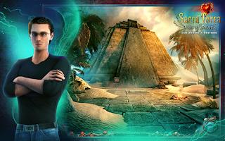 Screenshot of Sacra Terra: Kiss of Death