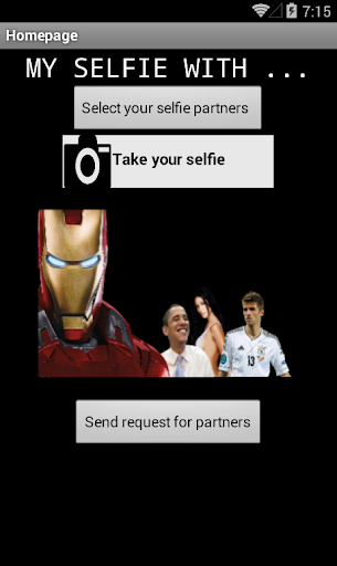 Selfie With - Free