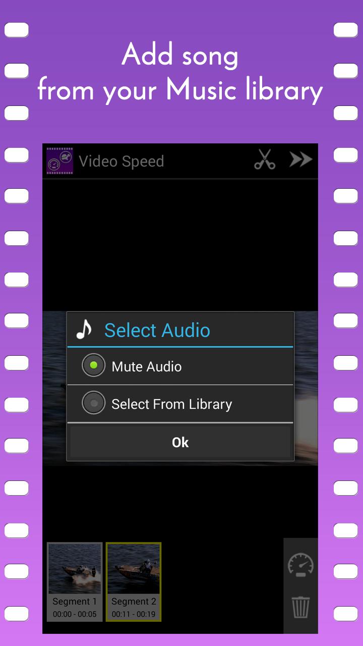 Video Speed Slow Motion & Fast Screenshot 4