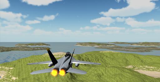 F18 Airplane Simulator 3D 1.0 screenshots 3