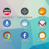 LGHome LG theme Lock Circle
