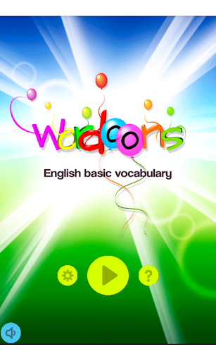 【免費教育App】Wordoons - English words-APP點子