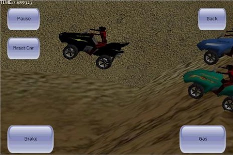 3D ATV Race- screenshot thumbnail