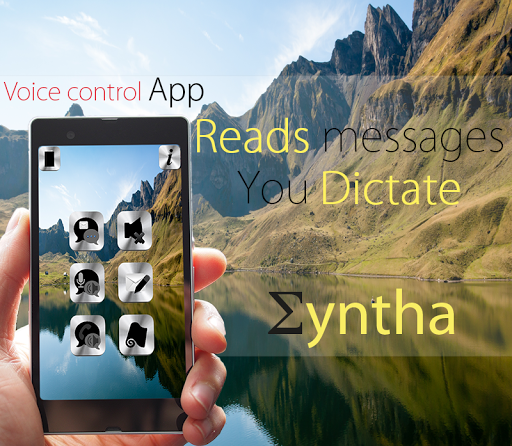 Syntha Reads Message u Dictate