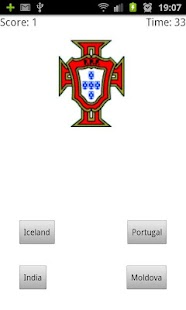 Fifa National Teams Logos Quiz - screenshot thumbnail