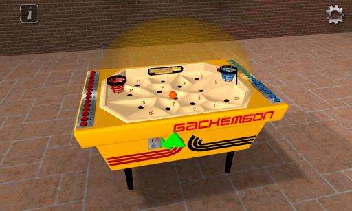 Баскетбол - автомат из СССР
