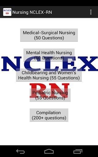 看護NCLEX-RNのレビュー寄付