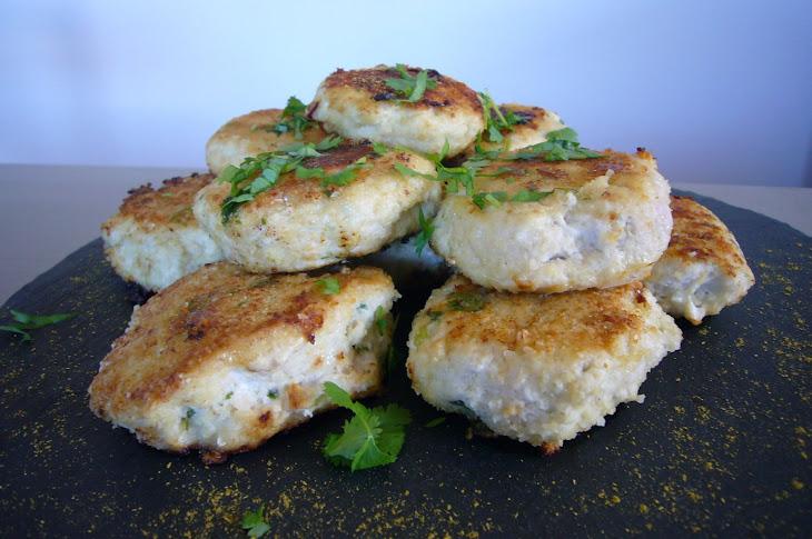 Chicken Coriander Croquettes Recipe