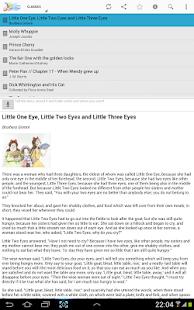 English bedtime stories [free] - screenshot thumbnail