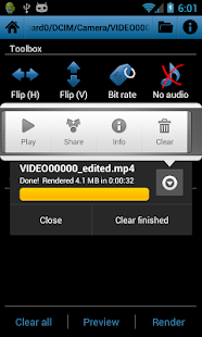 Video Toolbox editor (trial) - screenshot thumbnail
