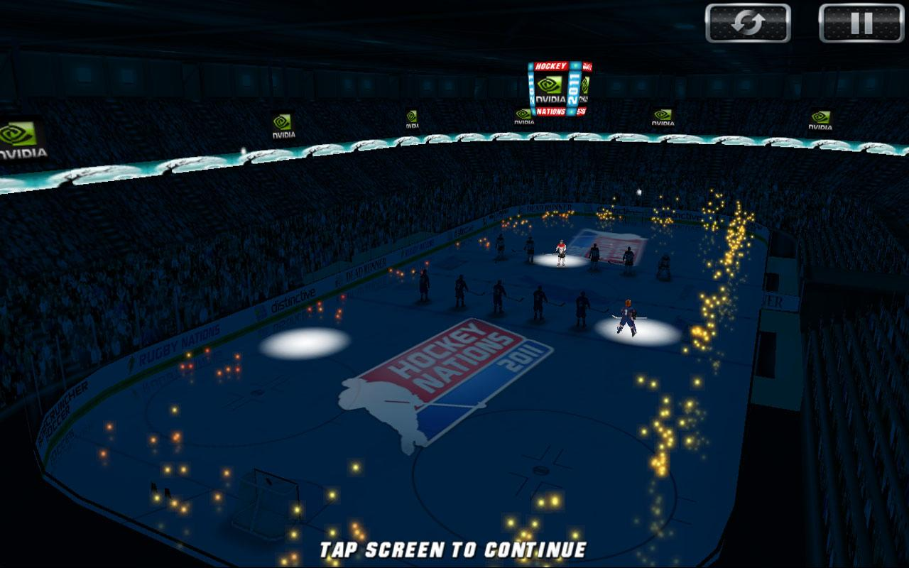 Hockey Nations 2011 THD- screenshot