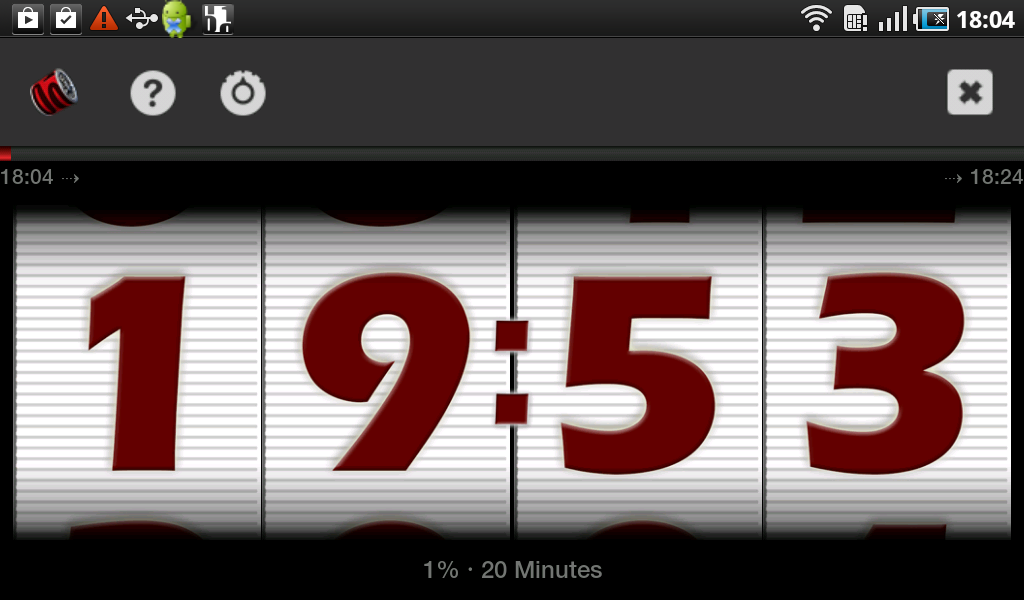 Countdown Timer - screenshot