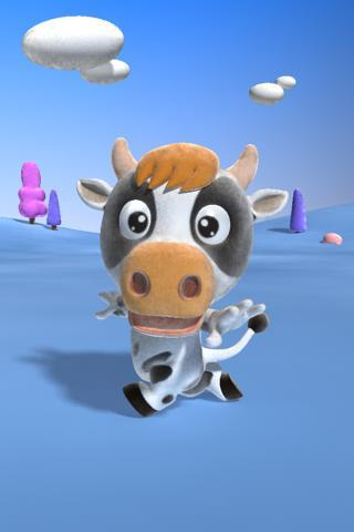 Talking Calf- screenshot