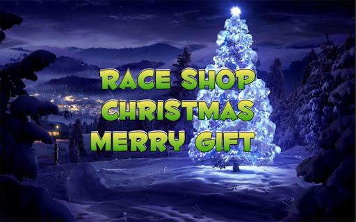 种族店圣诞礼品