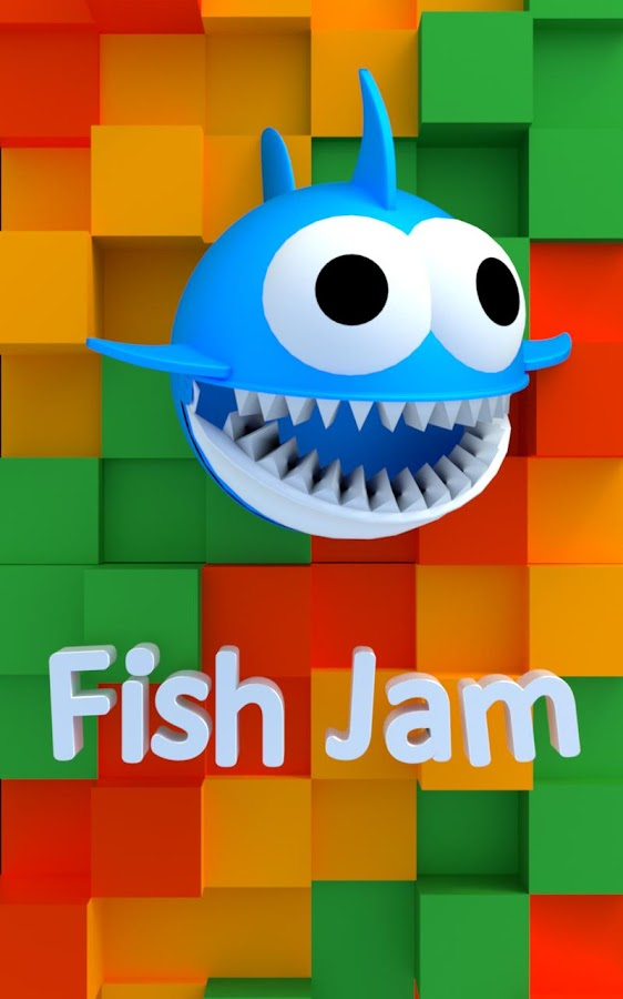 Fish Jam Full - screenshot