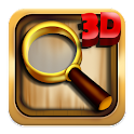 Hidden Objects 3D icon