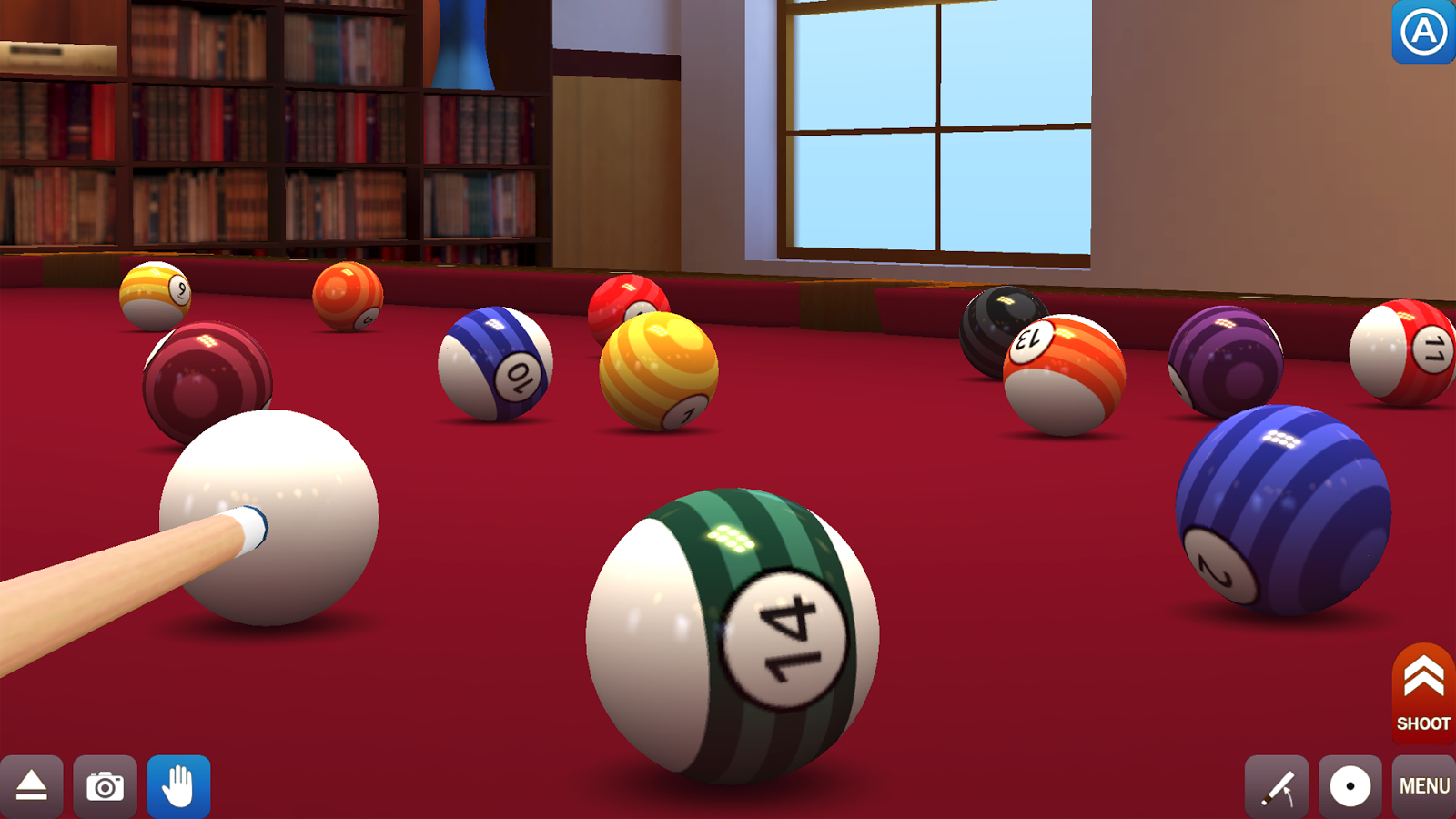 Pool Break 3D Billiard Snooker - screenshot
