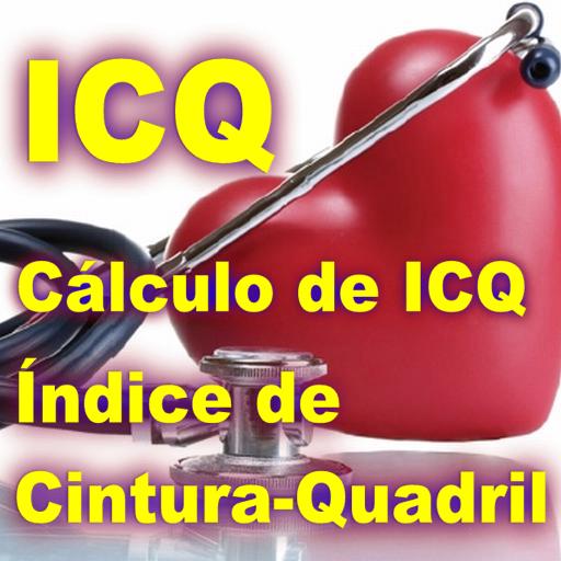 ICQ: Indice Cintura-Quadril LOGO-APP點子