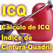 ICQ: Indice Cintura-Quadril