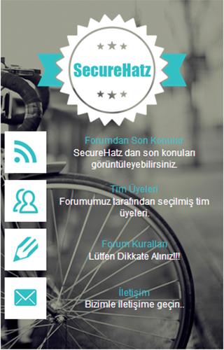 SecureHatz Hack Forumu