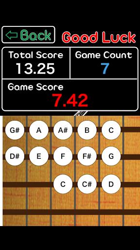 ベース コード 早押しゲーム - コード進行で激ムズ音ゲー