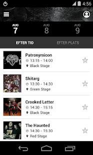 Getaway Rock Festival 2014 - screenshot thumbnail