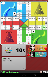 Locos por el Parchis (Ludo)- screenshot thumbnail