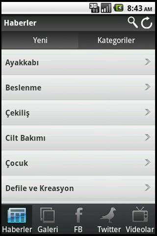 Pembe Ruj- screenshot