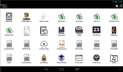 iCorps: Pocket Reference v6.0.5