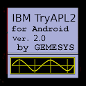 TryAPL2 - IBM APL2 for Android icon