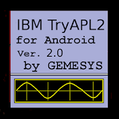 TryAPL2 - IBM APL2 for Android