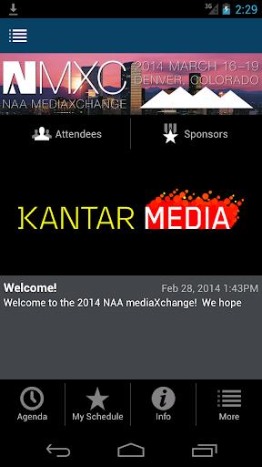 NAA mediaXchange 2014